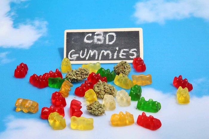 Fresh CBD Gummies With Natural Sweetness From Pure Cane Sugar