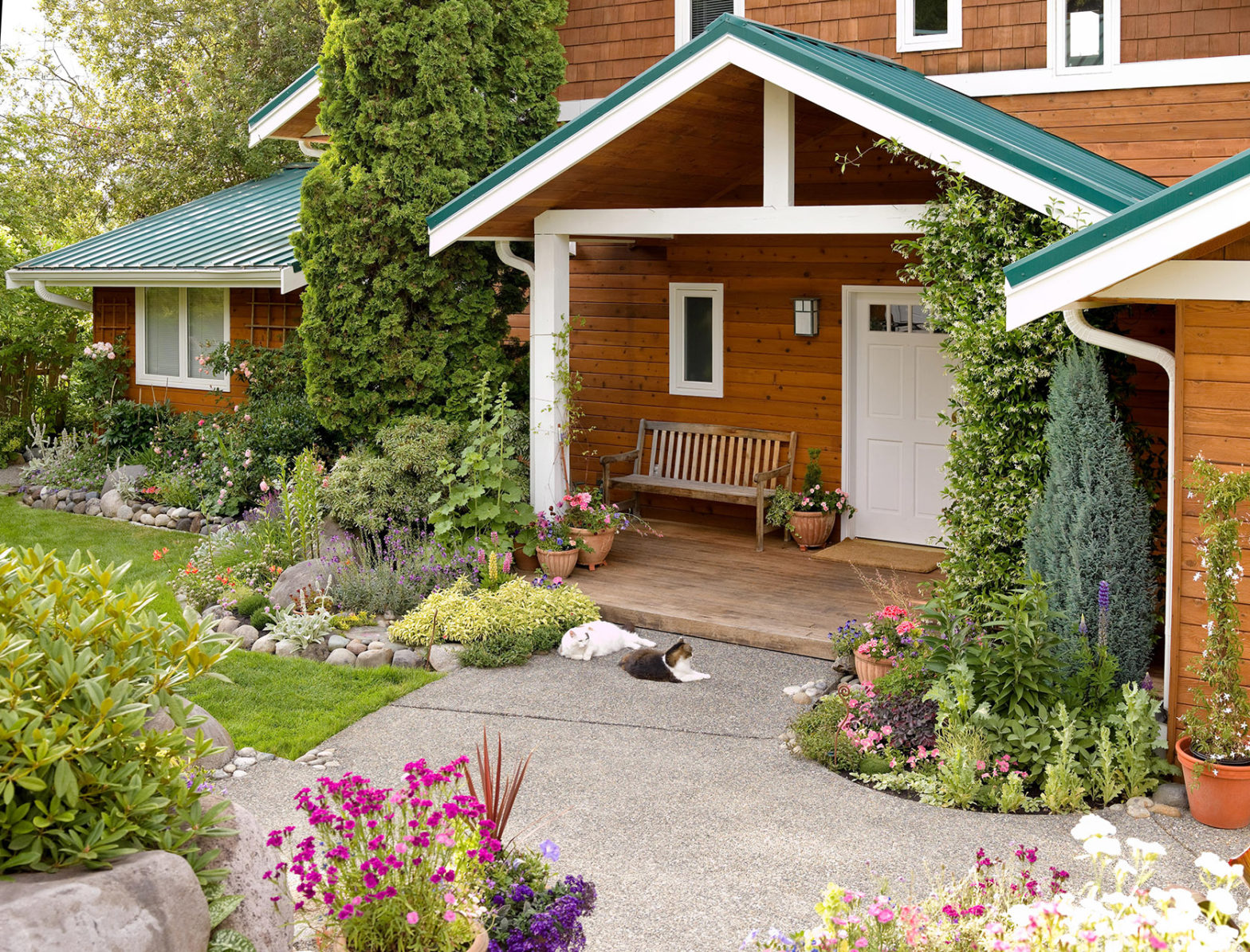Enlivening Landscaping Elements That Help to Elevate Your Entire Home